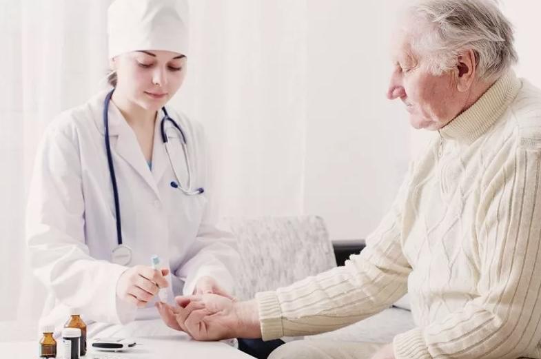 Портативное УЗИ для пожилых пациентов
